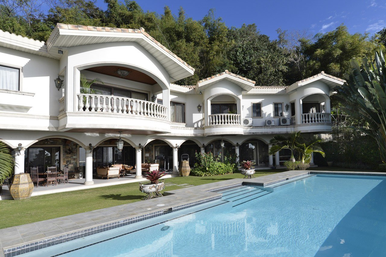 Best Luxury House In Maria Luisa Park Overlooking Cebu And The With Pictures