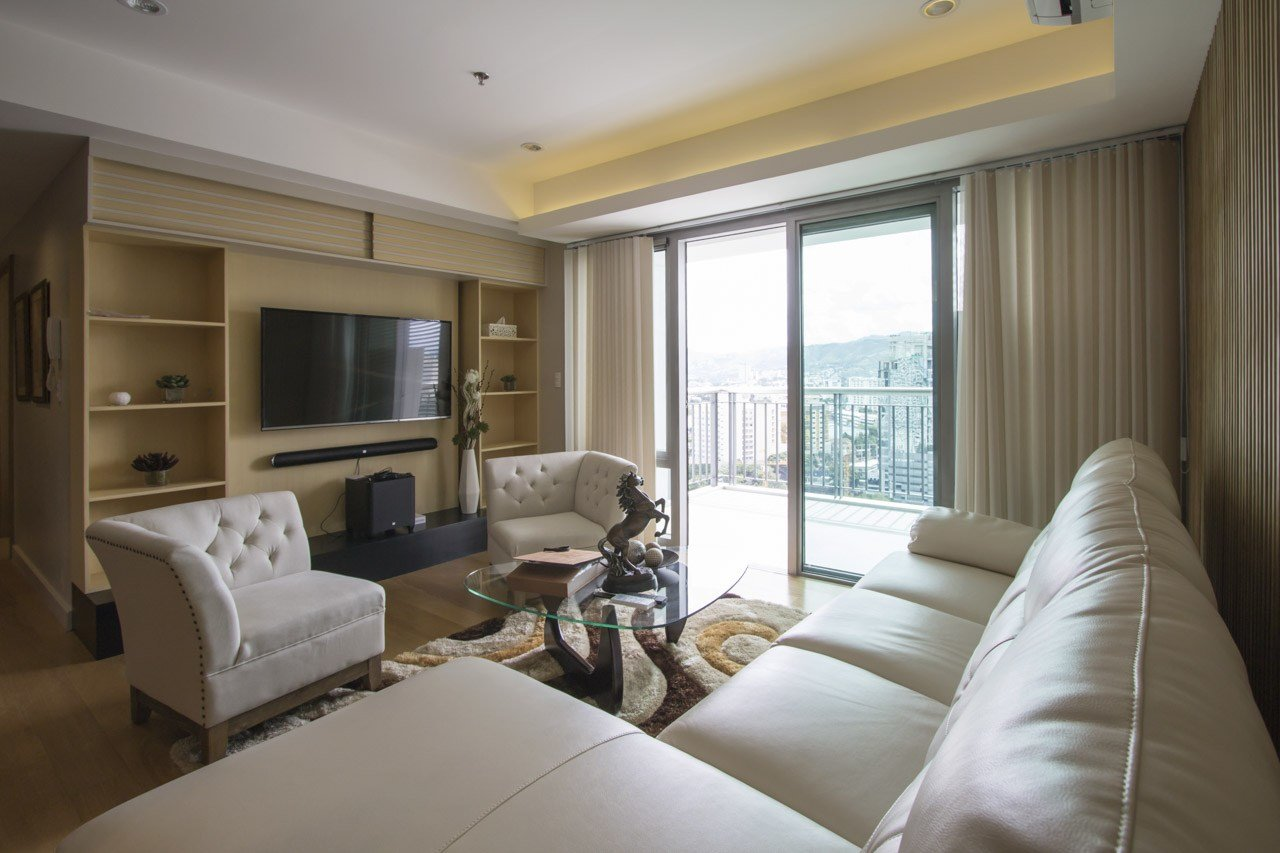 Best New 2 Bedroom Condo For Rent In Cebu Business Park • Cebu Grand Realty With Pictures
