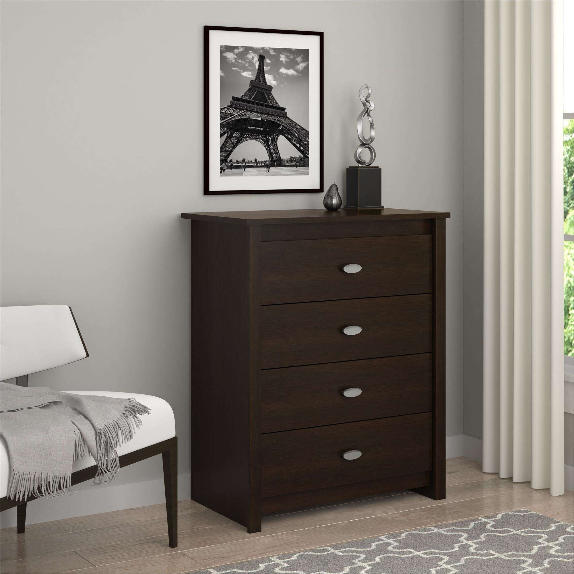 Best Essential Home Anderson 4 Drawer Dresser Shop Your Way Online Shopping Earn Points On Tools With Pictures