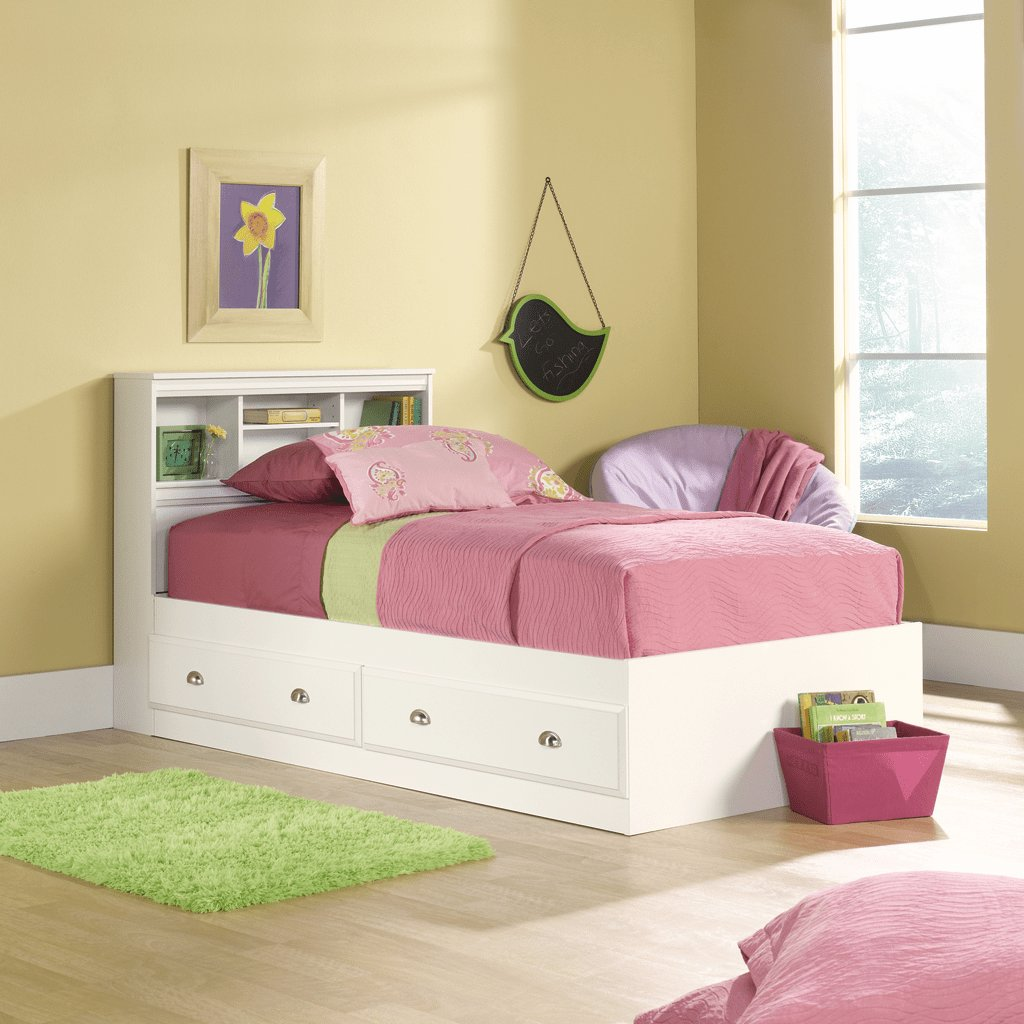 Best Sauder Shoal Creek Mates Bed With Pictures