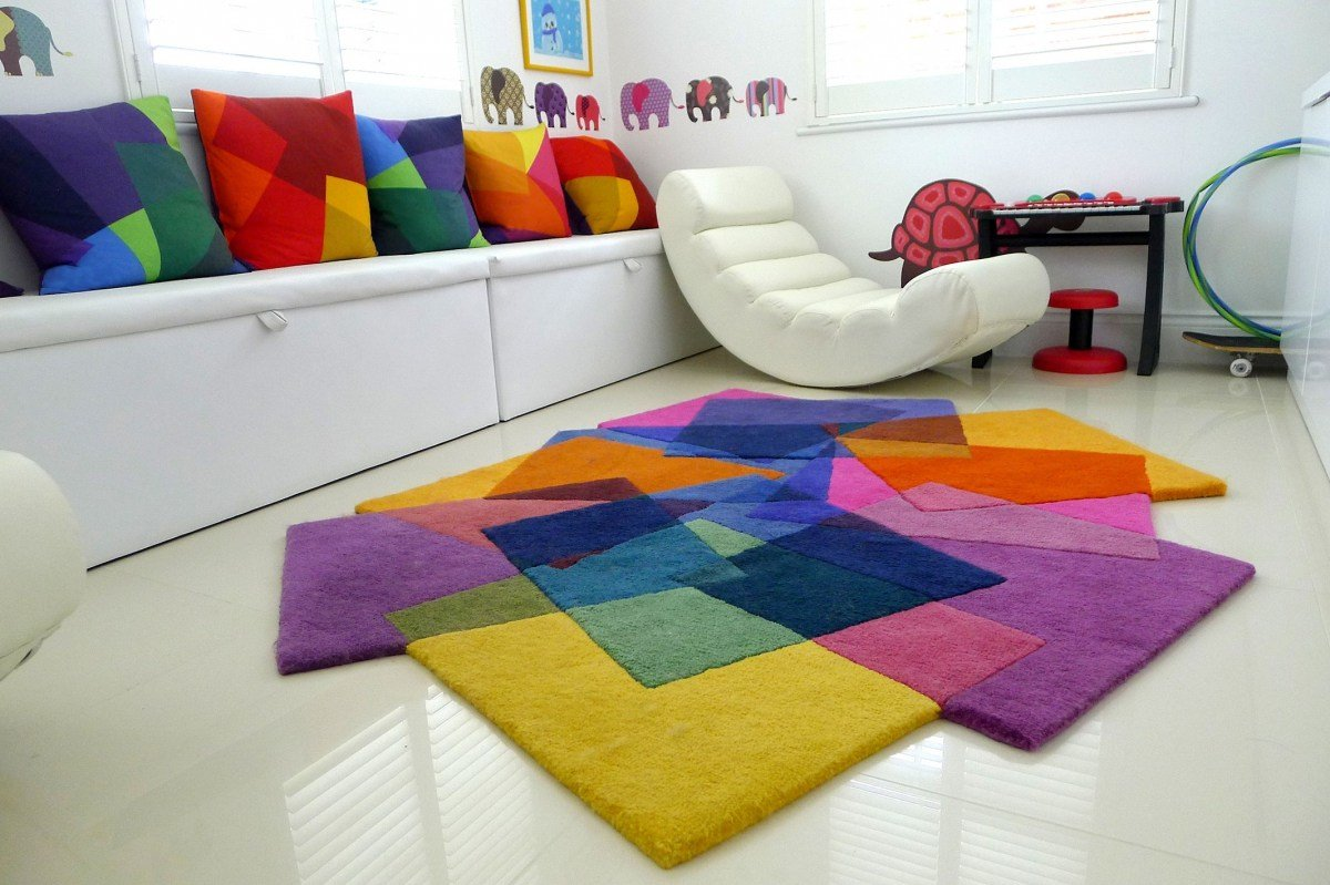 Best Rugs For Kid's Rooms – Kids Bedroom Ideas With Pictures