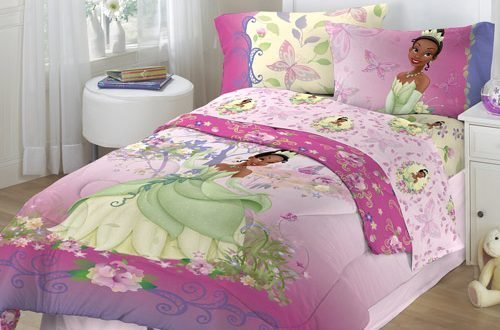 Best Princess And The Frog Bedding Set – An Excellent Theme With Pictures