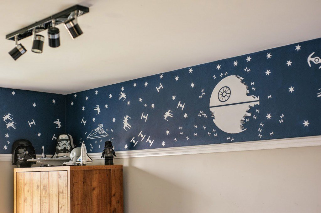 Best How We Created Our Boys Star Wars Themed Bedrooms Cool With Pictures