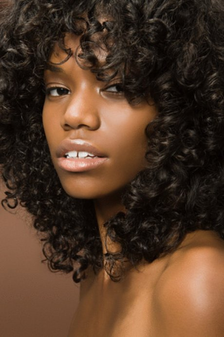Free Curly Tracks Hairstyles Wallpaper