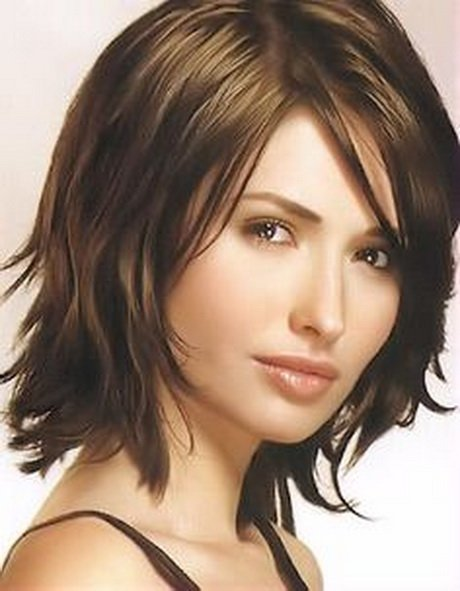 Free Sassy Medium Length Haircuts Wallpaper