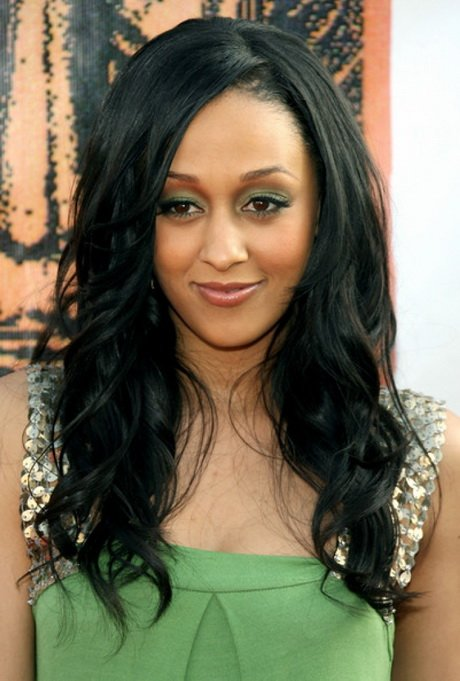 Free Straight Hairstyles For Black Women Wallpaper