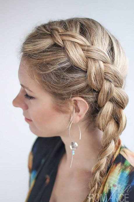 Free Best Braided Hairstyles For Long Hair Wallpaper