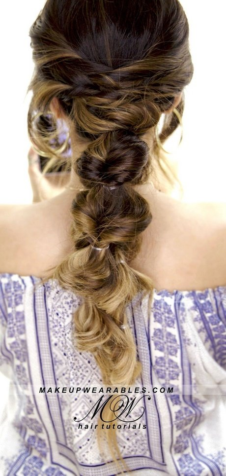 Free Quick Easy Everyday Hairstyles Wallpaper