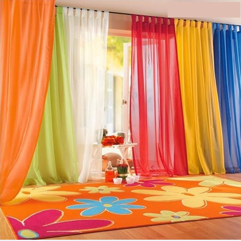 Best Brand New 2016 Window Curtains Hot Sale Solid Color For With Pictures