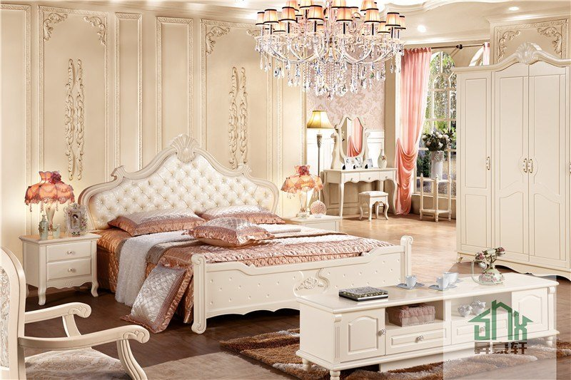 Best Chinese Factory *D*Lt Bedroom Set Furniture Ha 821 With Pictures