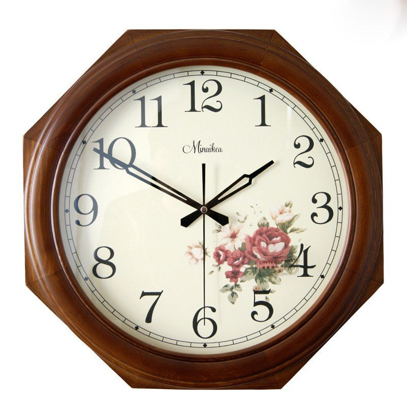 Best Popular Octagon Wall Clocks Buy Cheap Octagon Wall Clocks With Pictures