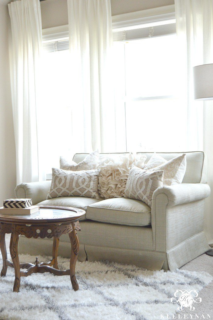 Best The Favorite White Budget Friendly Curtains With Pictures