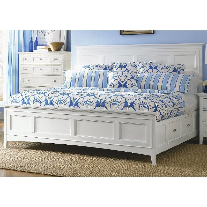 Best Kentwood Magnussen Queen Storage Bed With Pictures