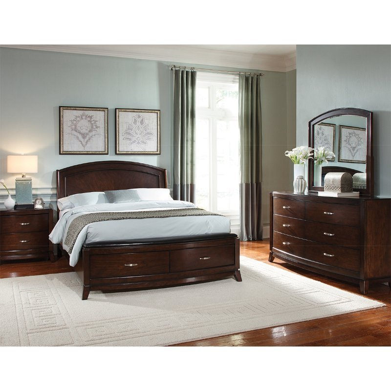 Best Avalon 6 Piece King Bedroom Set With Pictures