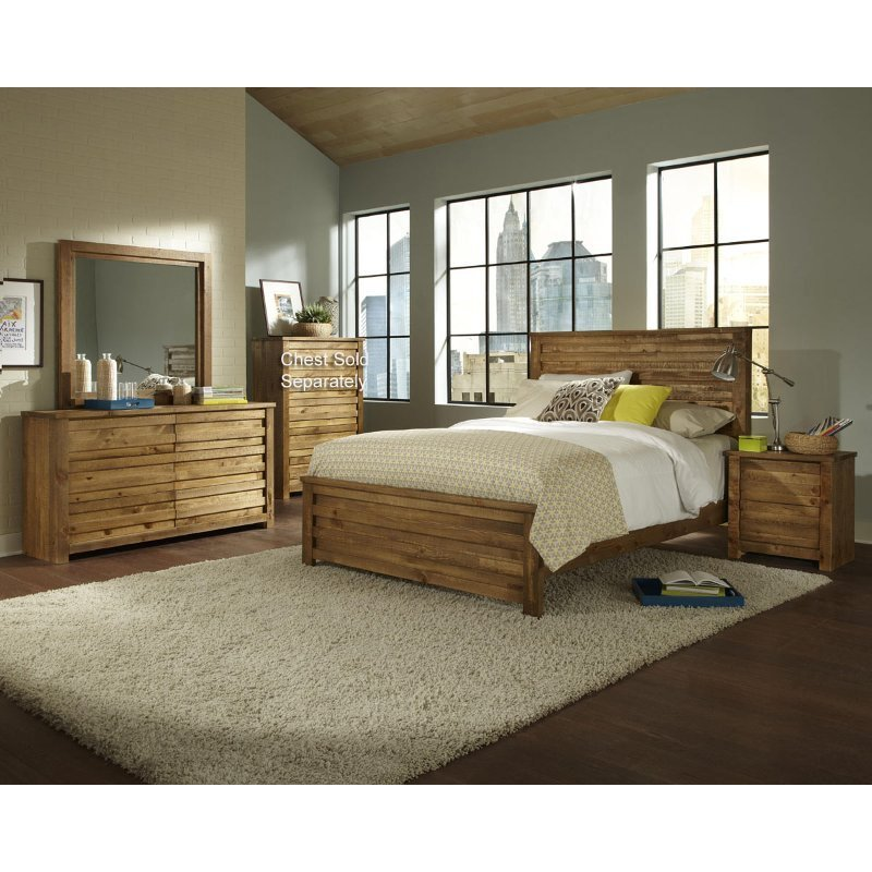 Best Melrose 6 Piece Cal King Bedroom Set With Pictures