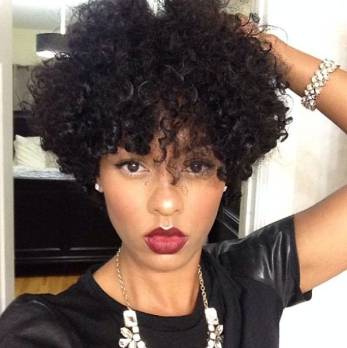 Free 10 Trendy Short Haircuts For African American Women Wallpaper