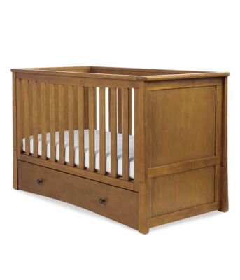 Best Mothercare Baby Nursery Harrogate Cot Bed Bedding Furniture Ebay With Pictures