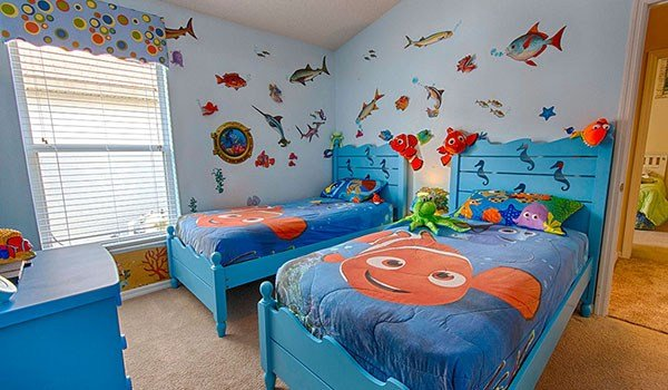 Best Nemo Theme Room Serendipity At Indian Creek With Pictures