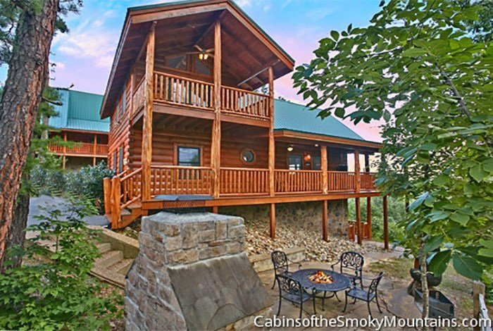 Best 4 Bedroom Cabins In Gatlinburg Pigeon Forge Tn With Pictures