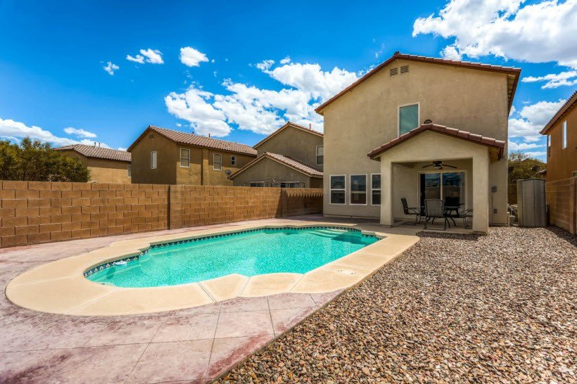Best Top Realtor Lists North Las Vegas Home With Swimming Pool With Pictures