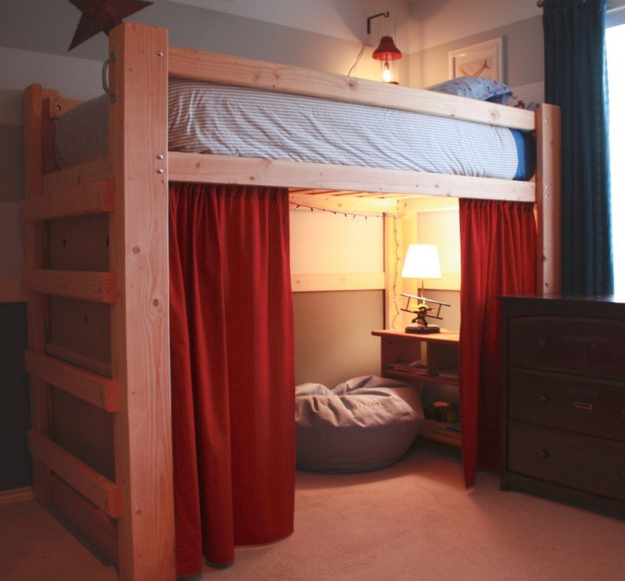 Best 35 Modern Loft Bed Ideas With Pictures