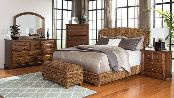 Best Lyndhurst Flotation Waterbed Bedroom Furniture With Pictures