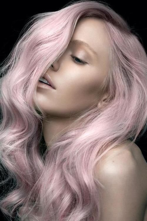 Free Pastel Pink Hair The Best 50 Inspirational Images Wallpaper