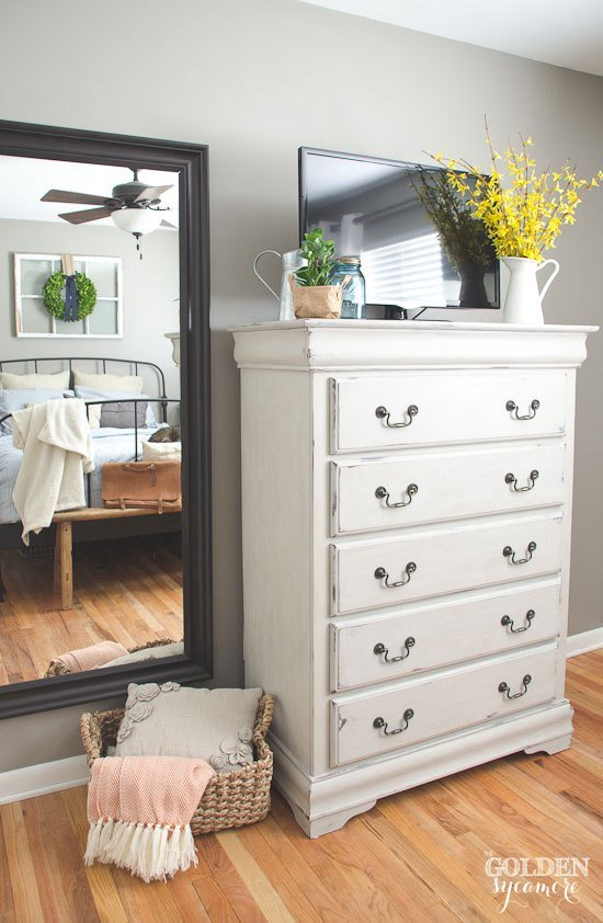 Best Painted Bedroom Dresser The Golden Sycamore With Pictures