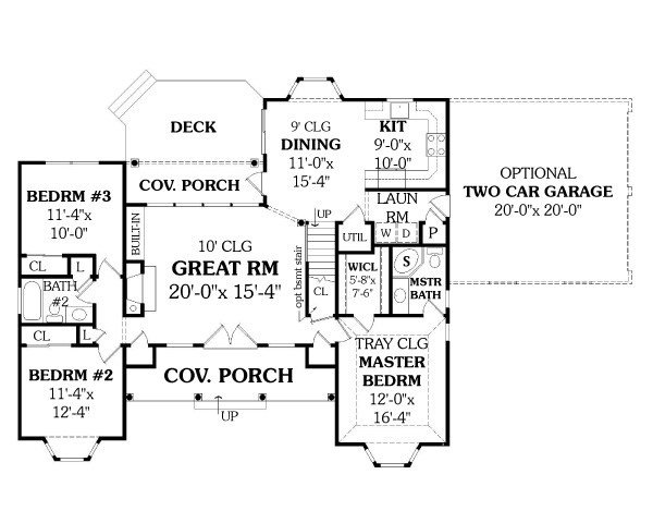 Best Affordable Ranch House Plan With Pictures