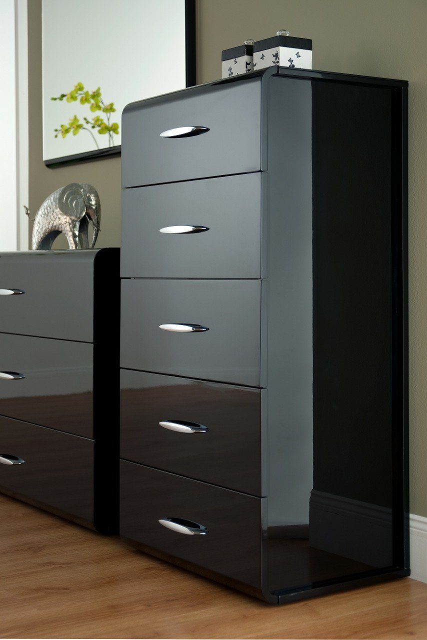 Best High Gloss Grey Bedroom Furniture Uv Furniture With Pictures