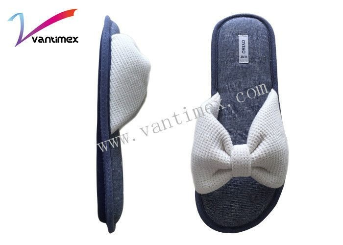 Best Comfortable Cotton Antiskid Womens Bedroom Slippers Wholesale With Pictures