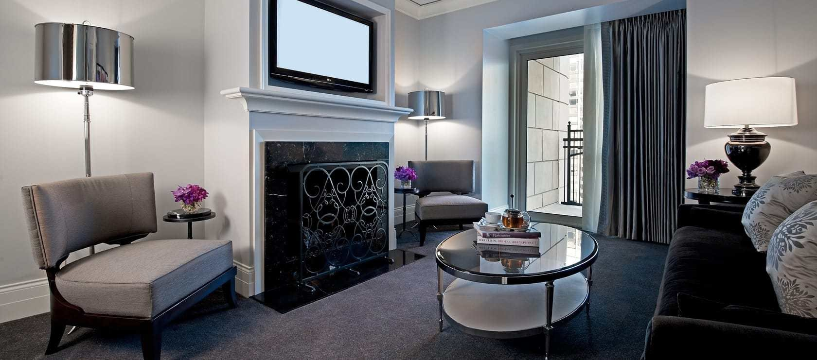 Best Two Bedroom Pied À Terre Suite Large Suites Waldorf With Pictures