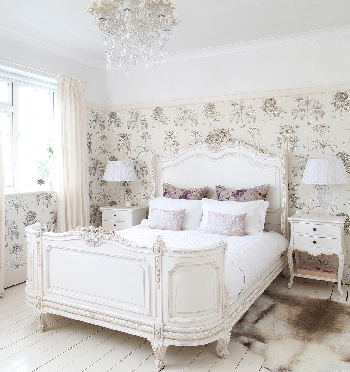 Best Download Country Bedroom Wallpaper Gallery With Pictures