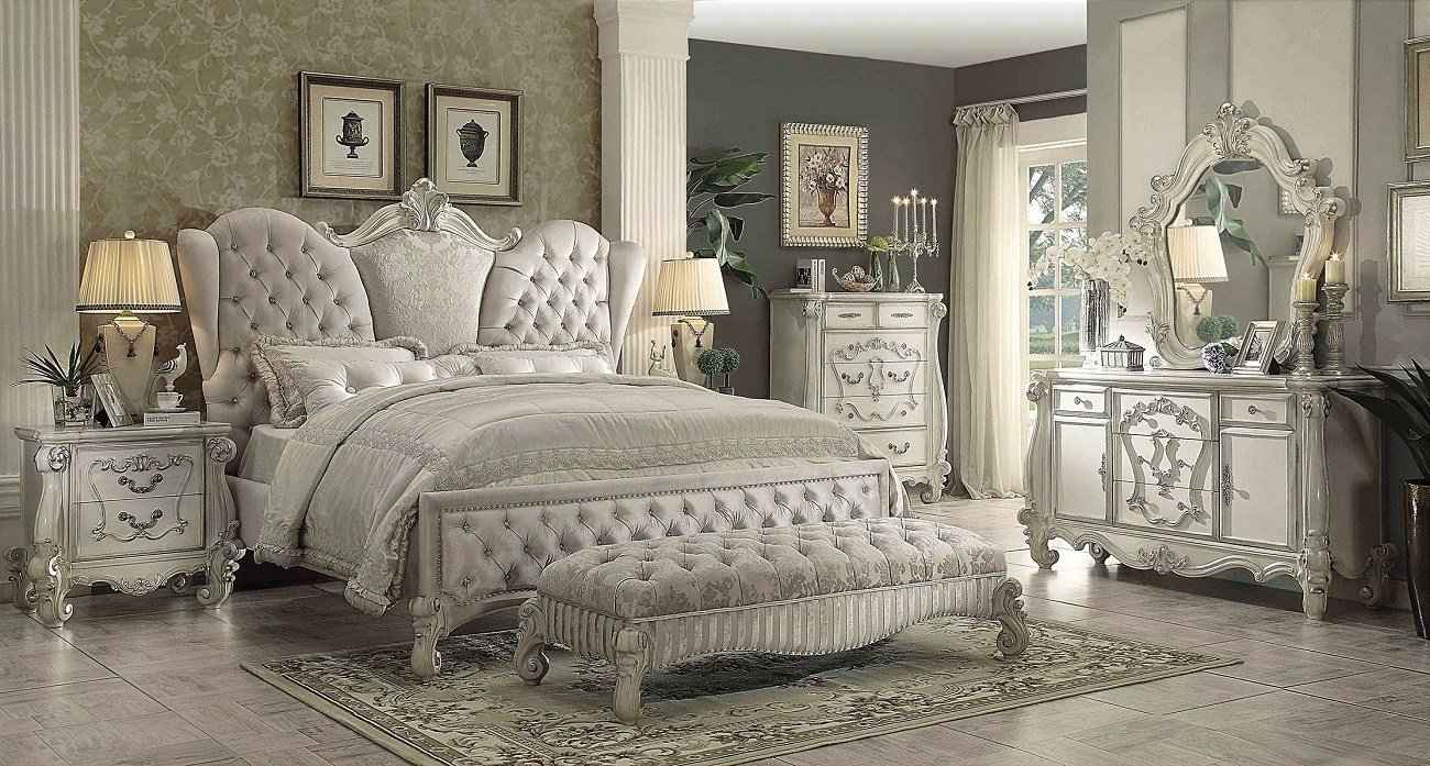 Best Acme Furniture Versailles Collection Appliances Connection With Pictures