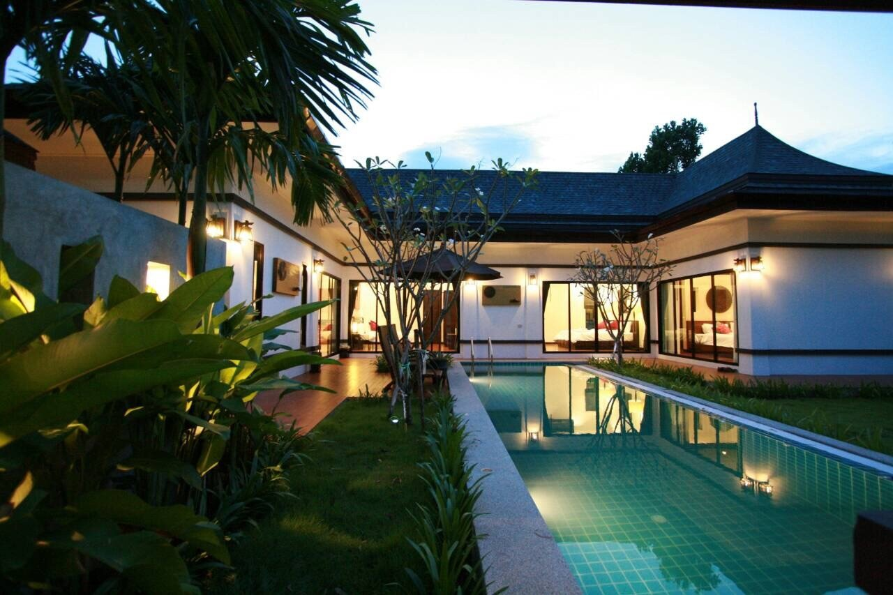 Best 3 Bedroom Pool Villa For Rent In Chalong Phuket Aqua With Pictures