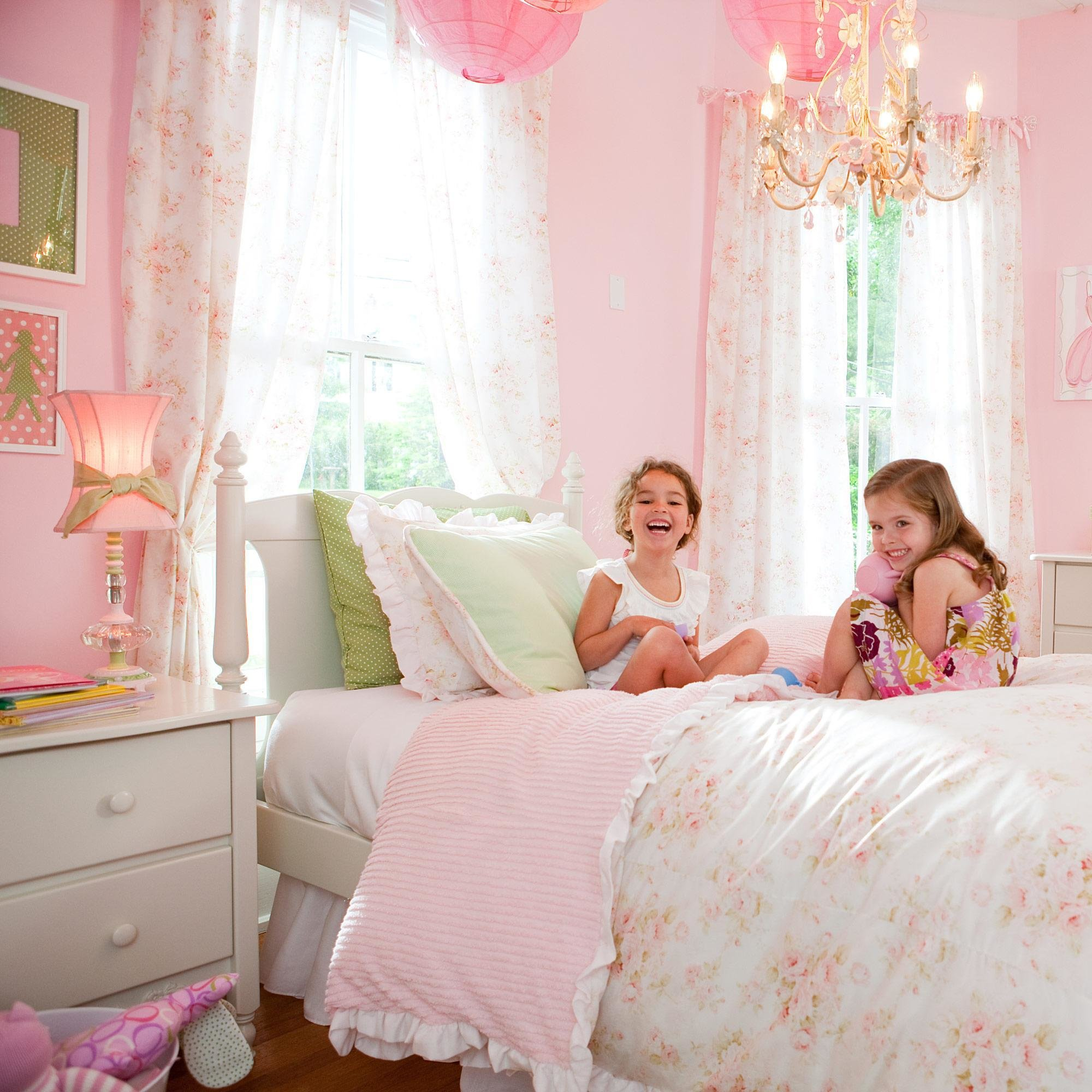 Best Shabby Chenille Kids Bedding Little Girl S Kids Bedding With Pictures