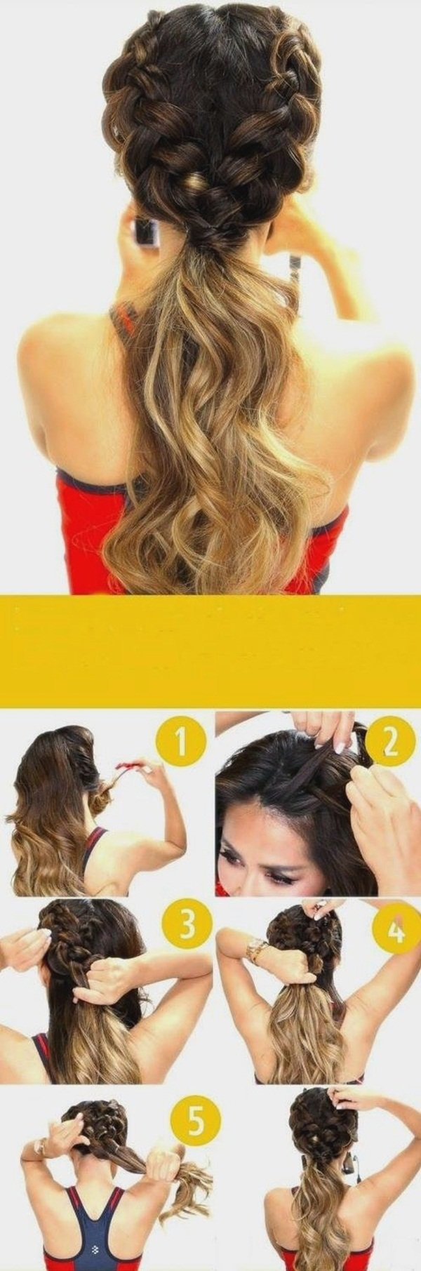 Free 40 Easy Hairstyles For Schools To Try In 2016 Wallpaper