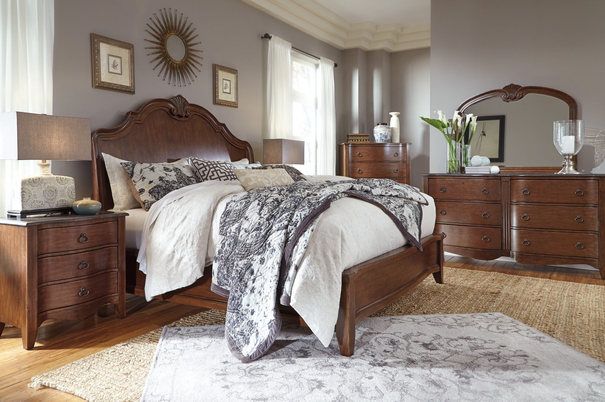 Best Balinder Bedroom Set By Ashley Furniture – Bellagio With Pictures