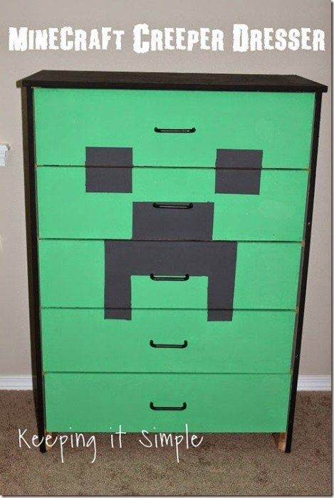 Best 40 Minecraft Diy Crafts Party Ideas With Pictures