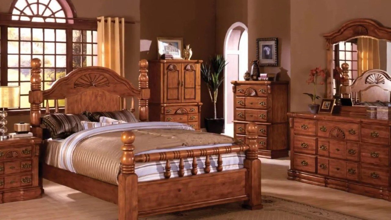 Best Oak Bedroom Furniture Sets – Splendid Choices Of Style With Pictures