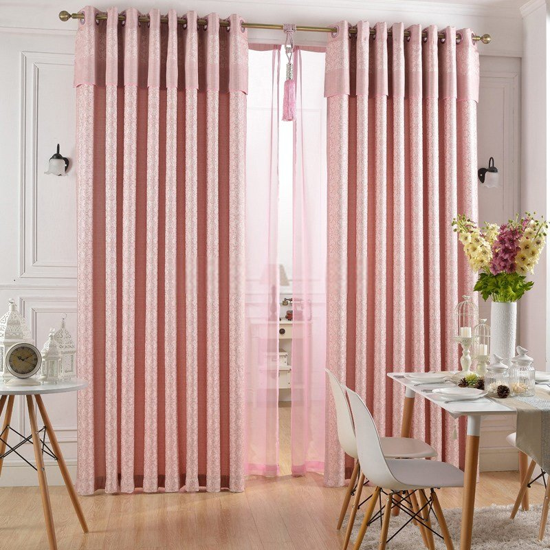 Best Girls Pink Bedroom Curtains For Bedrooms Or Dining Or With Pictures