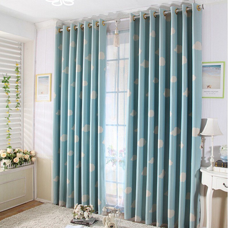 Best Kids Bedrooms Best Curtains Online In Blue Color With Pictures