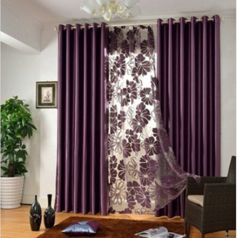 Best Elegant Contemporary Bedroom Curtains In Solid Color For With Pictures