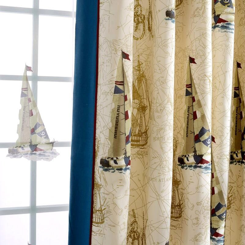 Best Ideas Nautical Bedroom Curtains For Kid Room With Pictures