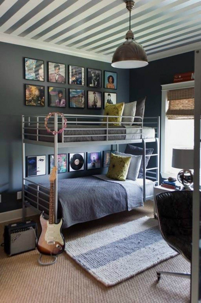 Best Inspiring Music Themed Bedroom Decor Ideas For Kids To Inspire You With Pictures