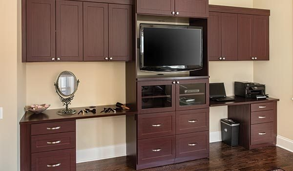 Best Custom Entertainment Centers And Media Wall Units Systems With Pictures