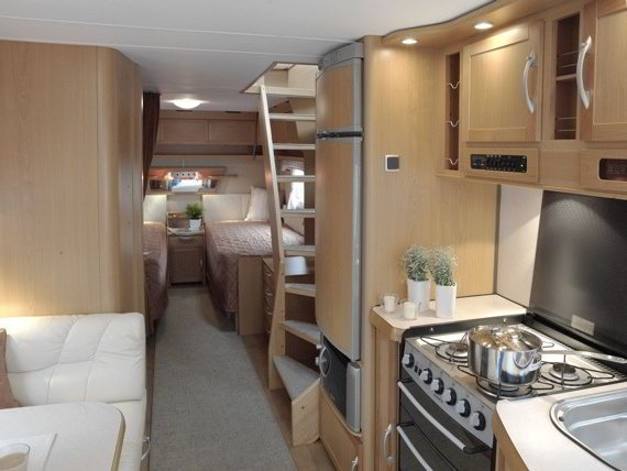 Best Two Story Rv A Travel Trailer With 2 Floors And Walk Out With Pictures