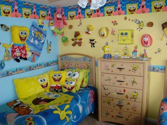 Best Spongebob Squarepants Themed Room Design With Pictures