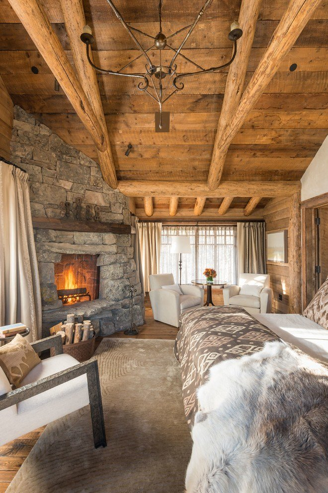 Best 65 Cozy Rustic Bedroom Design Ideas Digsdigs With Pictures