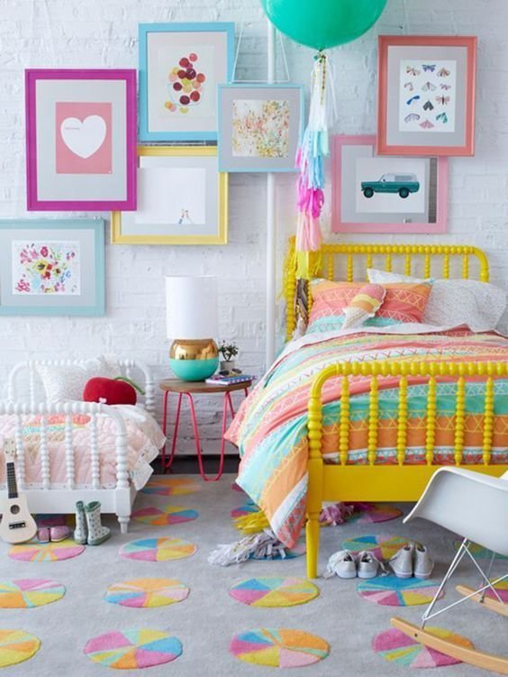Best 32 Edgy Brick Walls Ideas For Kids Rooms Digsdigs With Pictures